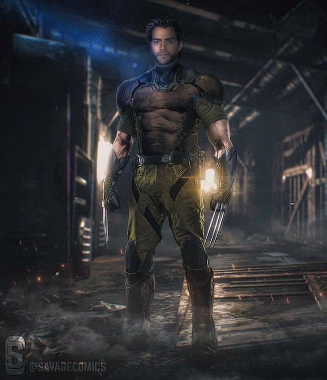 Henry Cavill: ses fans l'imaginent en Wolverine sur Instagram !