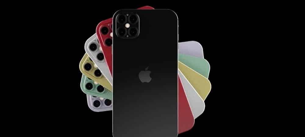 iPhone 12: les capteurs photos ne passent pas le contrôle qualité !