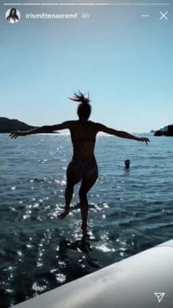 Iris Mittenaere: sa folle journée dans l'archipel de Santorin dévoilée !