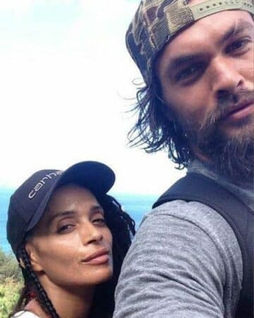 Jason Momoa et Lisa Bonet: comment se sont-ils rencontrés ?