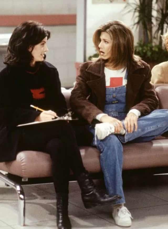 Jennifer Aniston: il est possible d'avoir les baskets de Rachel dans Friends !