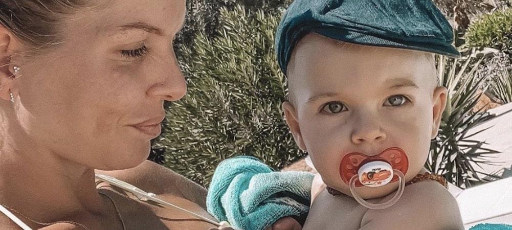 Jessica Thivenin: son fils Maylone lui fait son premier bisou et c'est adorable !