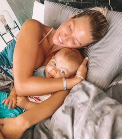 """Jessica Thivenin veut être une maman """"autoritaire"""" pour le petit Maylone !"""