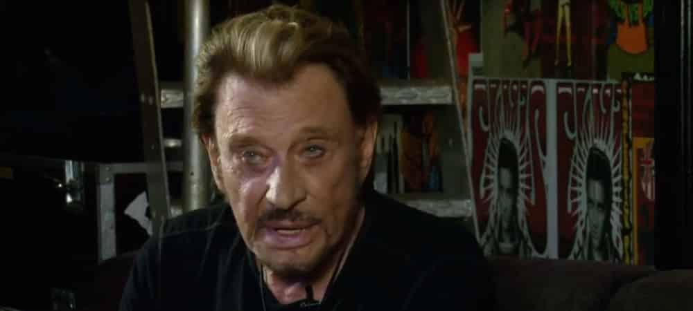 Johnny Hallyday: sa mauvaise blague ressurgit sur la Toile !