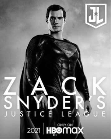 Justice League: Henry Cavill porte bien le costume noir dans la Snyder Cut !