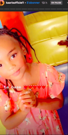Kaaris dévoile une adorable photo de sa petite Brooklyn 14082020-
