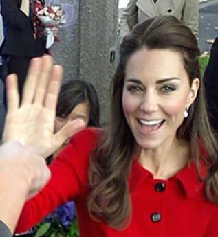 Kate Middleton a dû renoncer à une de ses activités préférées !