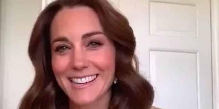 Kate Middleton a eu beaucoup de mal à s'occuper de son fils George 640
