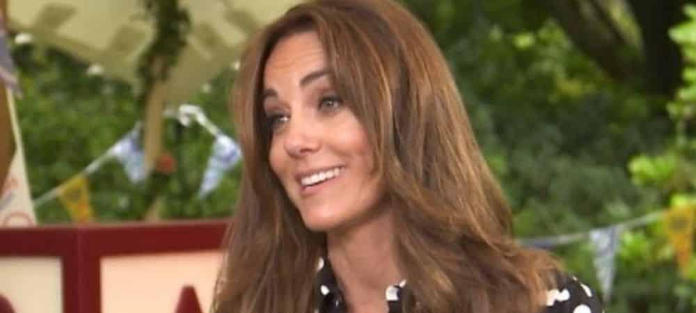Kate Middleton dévoile un adorable cliché de sa grand-mère !