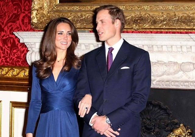 Kate Middleton et le prince William: un couple à contre-courant des traditions ?