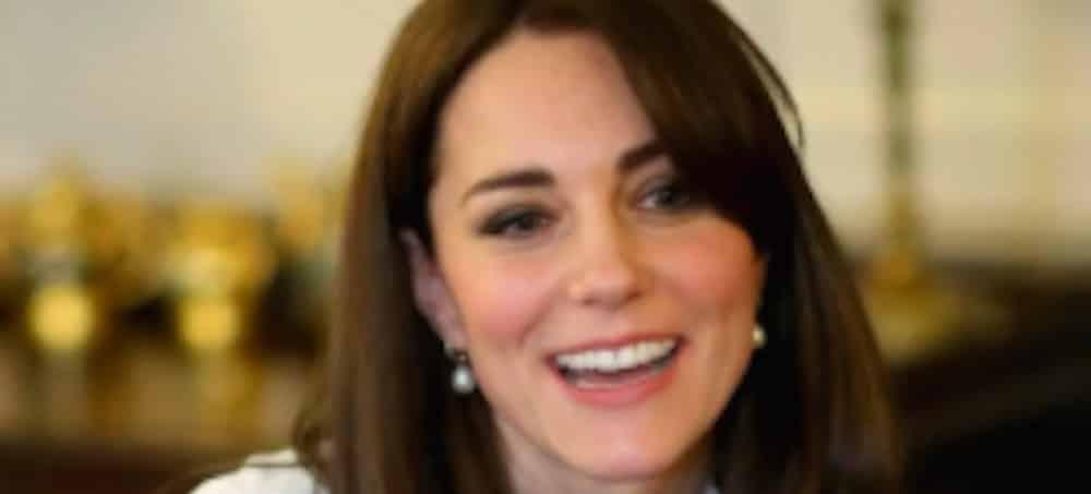 Kate Middleton ne peut pas vraiment profiter de ses vacances !