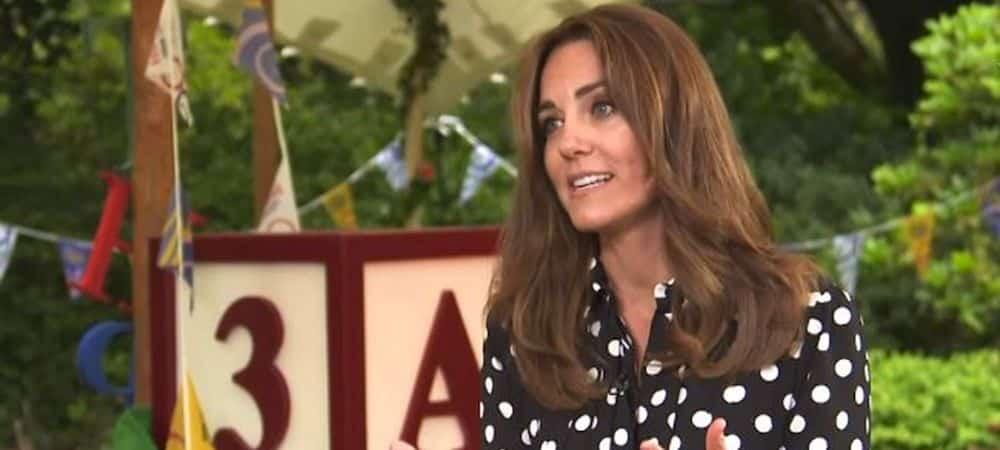 Kate Middleton plus proche de la Reine Elizabeth II depuis le Covid-19 ?