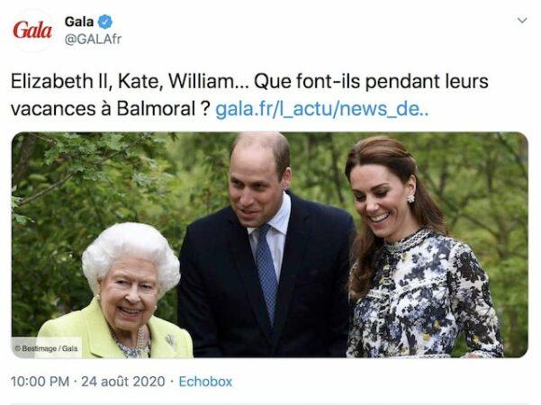 Kate Middleton: que fait-elle à Balmoral pendant ses vacances en famille ?