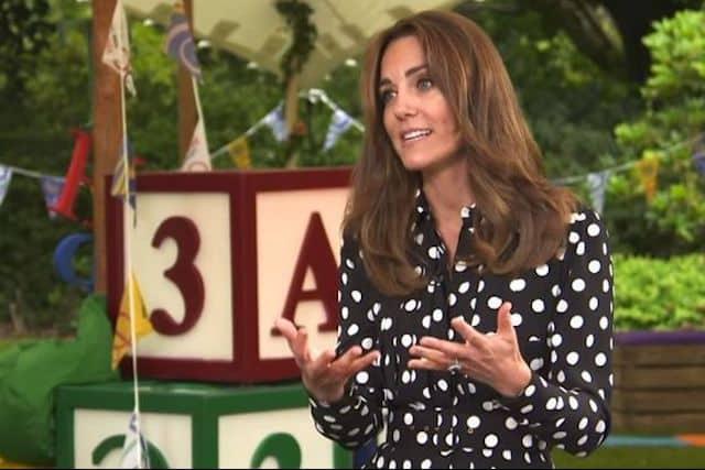 Kate Middleton- son nouveau style la rajeunit énormément !