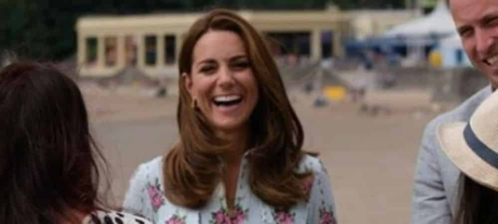 Kate Middleton: ses masques fleuris font sensation !
