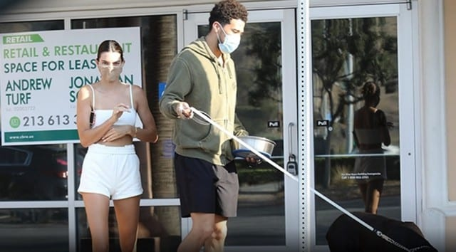 Kendall Jenner de plus en plus proche de son chéri Devin Booker !