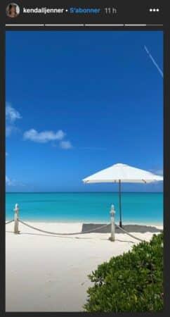 Kendall Jenner profite de ses vacances dans un endroit de rêve 640