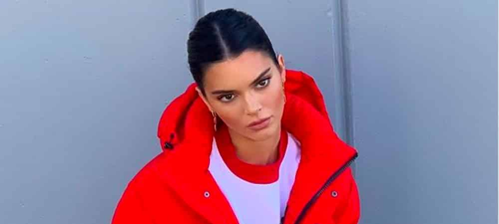 Kendall Jenner s'affiche en collants hyper sexy sur Instagram !