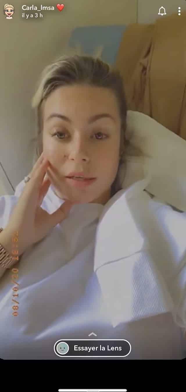 Kevin Guedj: le chéri de Carla Moreau est hospitalisé en urgence !