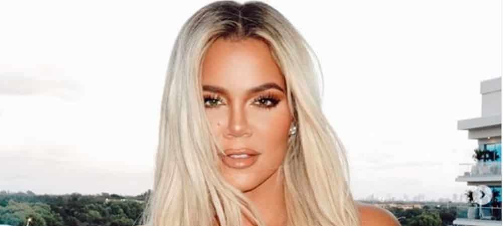 Khloé Kardashian embrase Instagram en lingerie ultra sexy 03082020