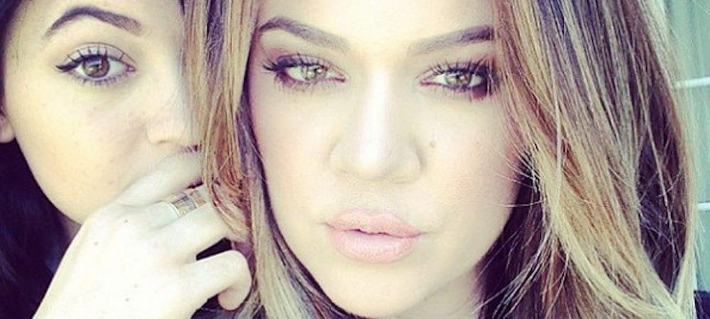 Khloé Kardashian est très fière de sa petite soeur Kylie Jenner !