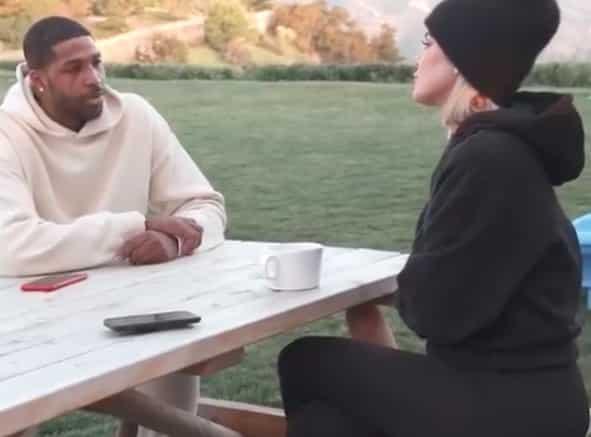 Khloe Kardashian prête à vivre avec Tristan Thompson après leur rupture ?