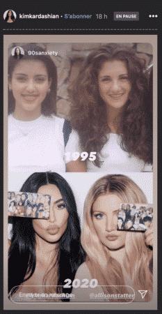 Kim Kardashian dévoile une ancienne photo d'elle avec sa meilleure amie !