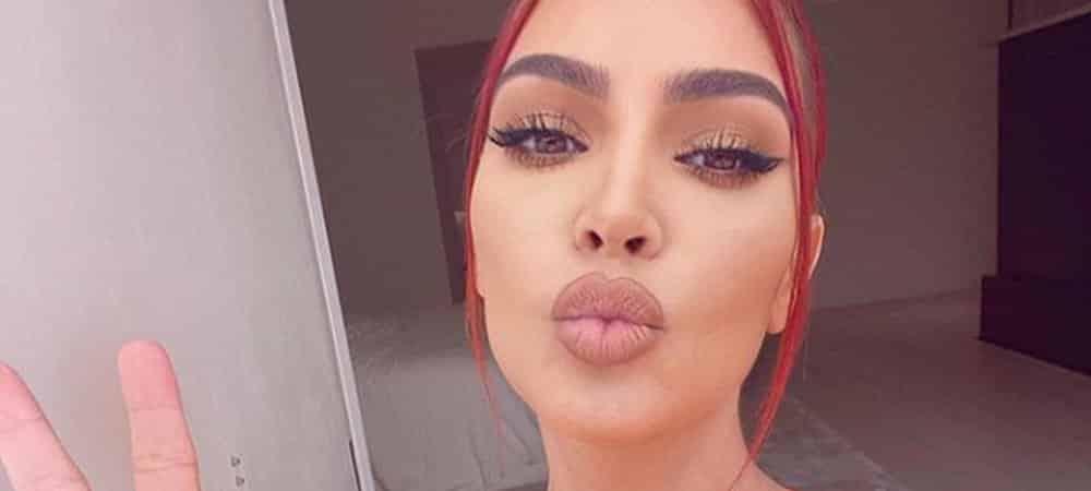 Kim Kardashian dévoile une photo qui date de 1994 sur Instagram !