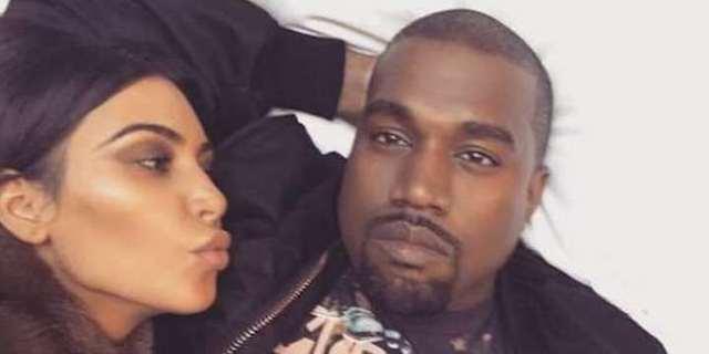 Kim Kardashian et Kanye West s'embrassent et sont enfin réconciliés 640