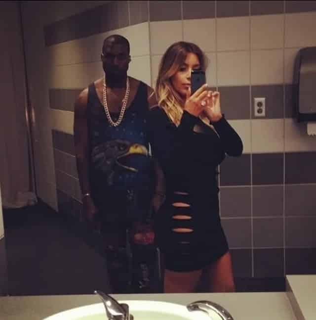Kim Kardashian s'affiche en lingerie nude sur Instagram !