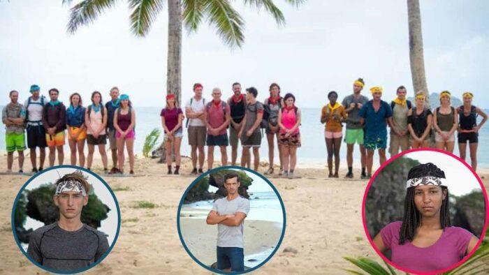 Koh-Lanta les 4 terres: une nouvelle polémique éclate sur les équipes !