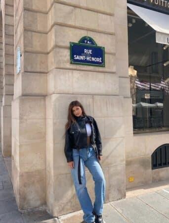 Kylie Jenner- son voyage en France fait polémique 640