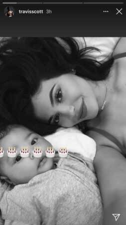 Kylie Jenner: Travis Scott célèbre son anniversaire malgré leur rupture !