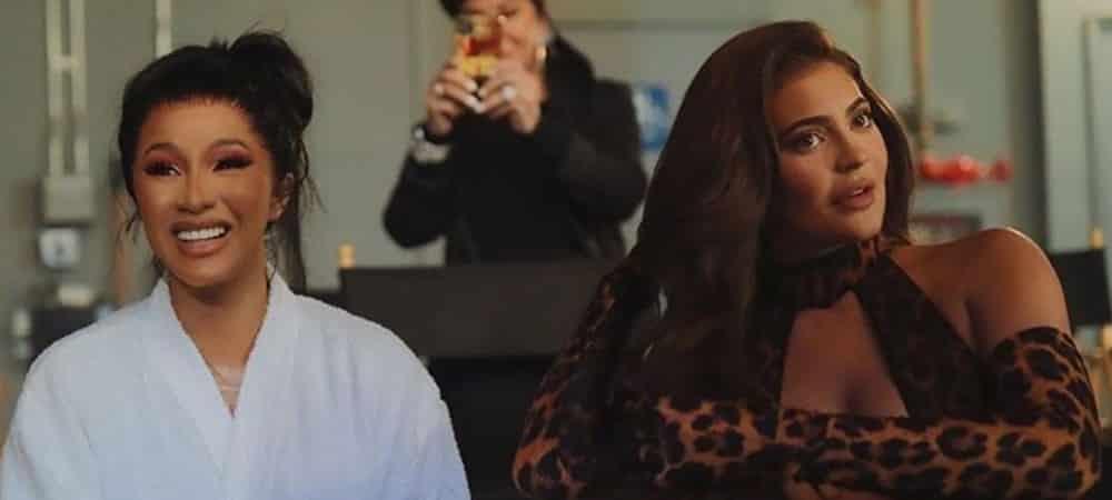 Kylie Jenner Twitter réagit à son apparition dans le clip de Cardi B