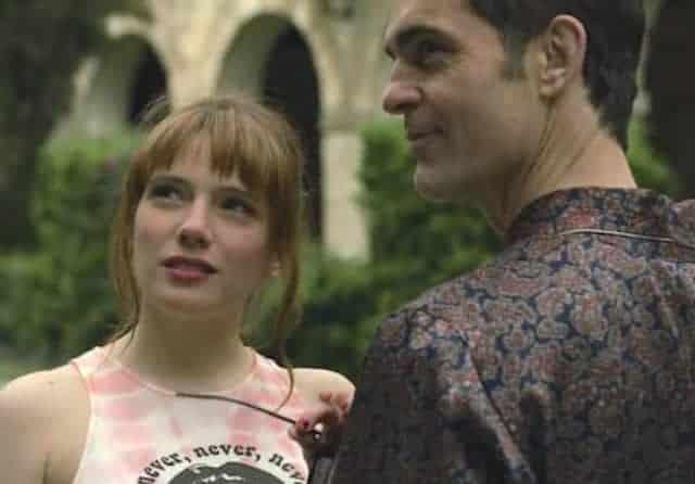 La Casa de Papel saison 5: Berlin de retour avec sa femme sur une photo de tournage !