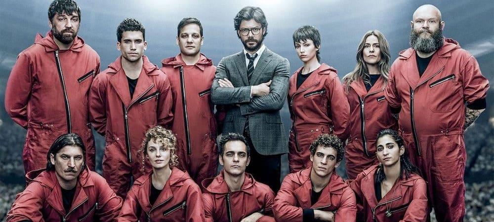 La Casa de Papel saison 5: Rio et Palerme bientôt morts ?