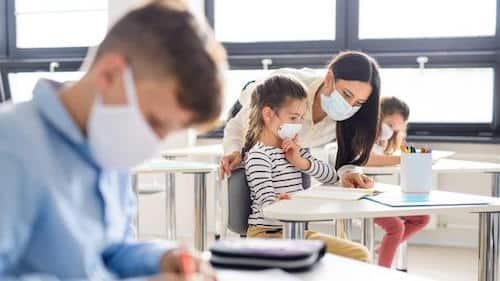 Rentrée scolaire: de nouvelles mesures sanitaires pour les étudiants !