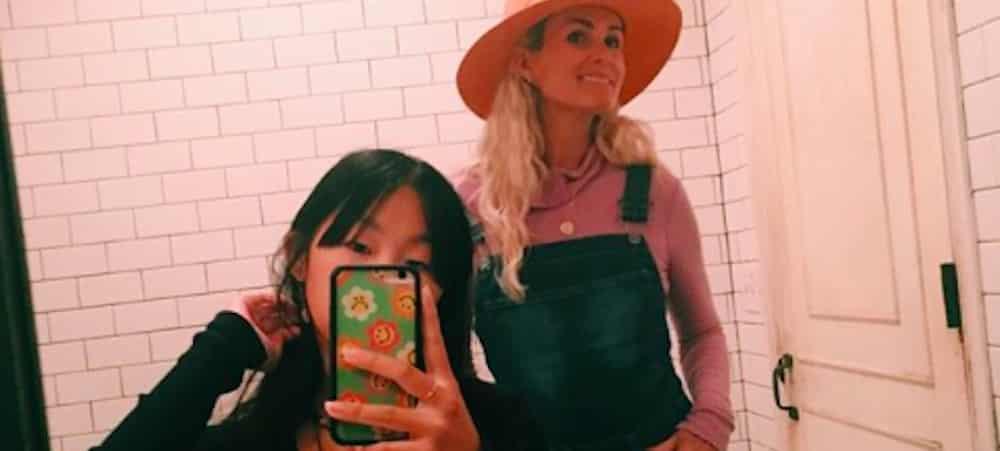 Laeticia Hallyday bouleversée par l'anniversaire de sa fille Jade !