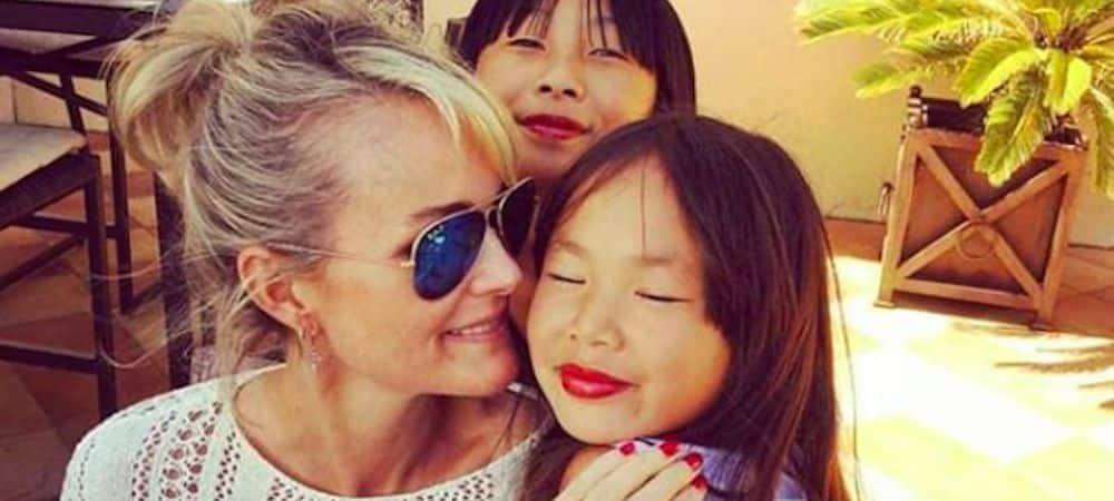 Laeticia Hallyday: sa soeur Margaux Thibaut lui fait une belle déclaration !