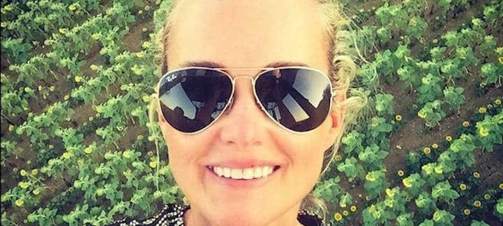 Laeticia Hallyday s'affiche au milieu du paradis sur Instagram !