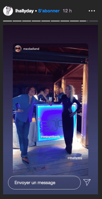 Laeticia Hallyday se dévoile en pleine soirée sur Instagram !