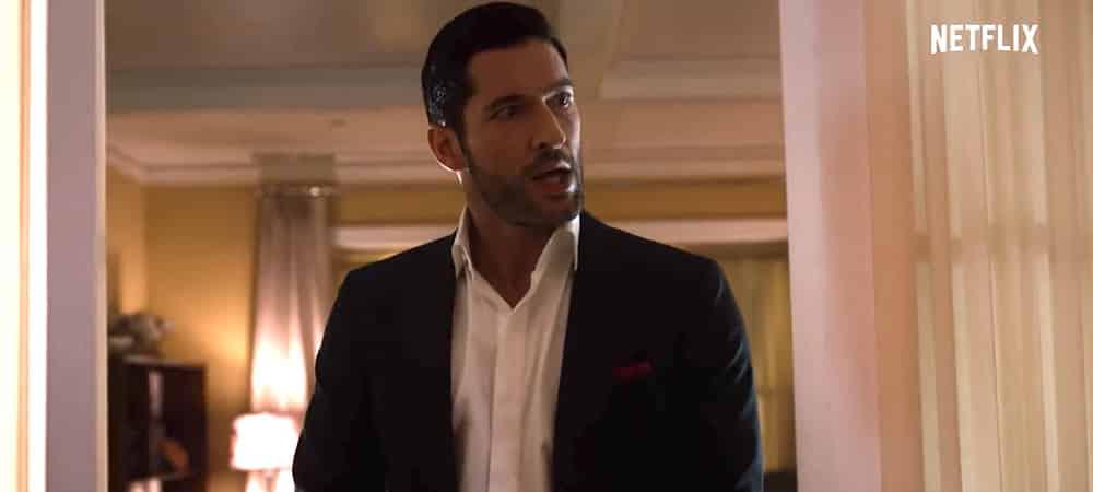 Lucifer saison 5: ce détail permet de différencier Michael et Lucifer !