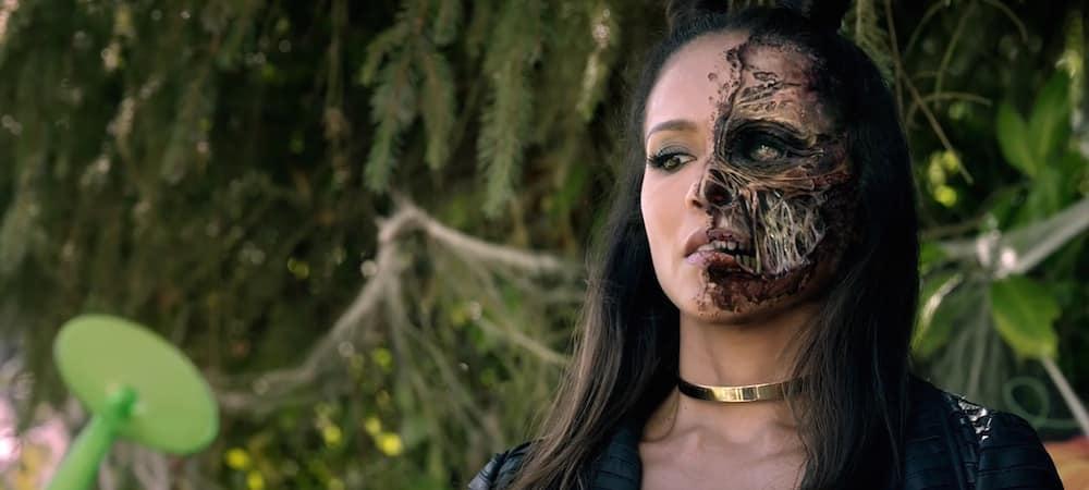 Lucifer saison 5: Lesley-Ann Brandt tease une confrontation divine !