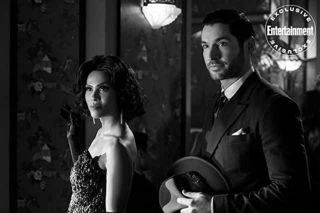 Lucifer saison 5: pourquoi il y a-t-il un épisode en noir et blanc ?