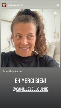 M Pokora valide les propos de Camille Lellouche et veut remonter sur scène !