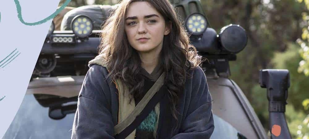 Maisie Williams bien loin de Game of Thrones dans la série Two Weeks to Live !