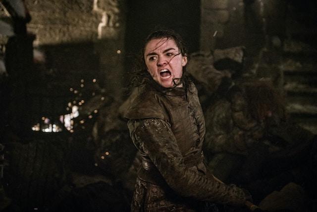 Maisie Williams très soulagée de la fin de Game of Thrones !