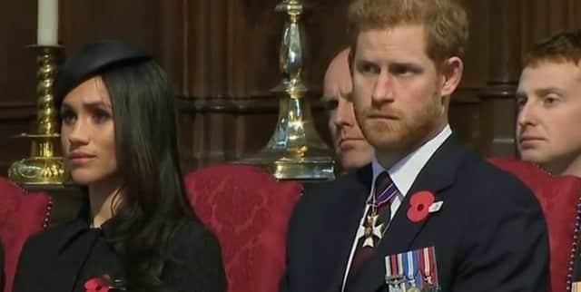 Meghan Markle et Harry: la reine intervient pour protéger la Couronne !