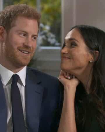 Meghan Markle et Harry ont menti sur la date de leurs fiançailles !