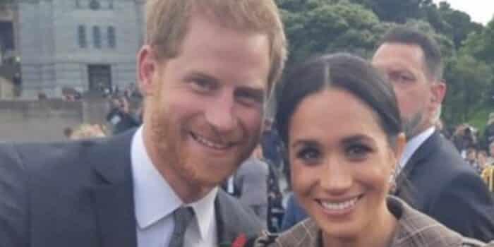 Meghan Markle et le prince Harry: ces photos romantiques qu'ils cachent 640